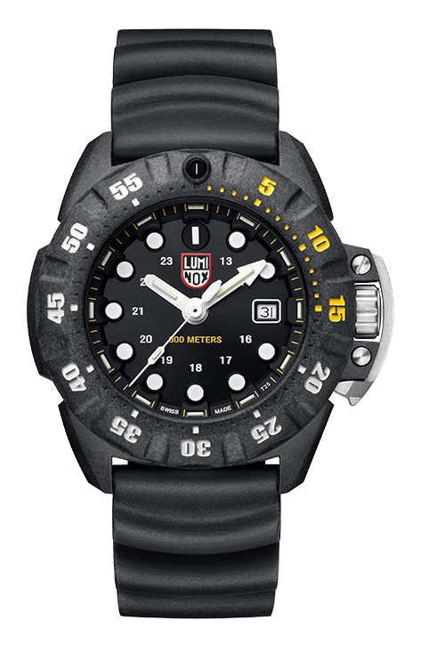Luminox-SCOTT CASSELL DEEP DIVE - 1555-ダイバーズウォッチ-JAPAHA