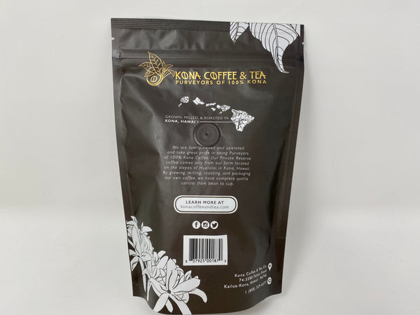 100% Kona Coffee Dark Roast 7oz