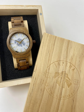 JAPAHA-JAPAHA Original Wood Watch-ウッドウォッチ-JAPAHA