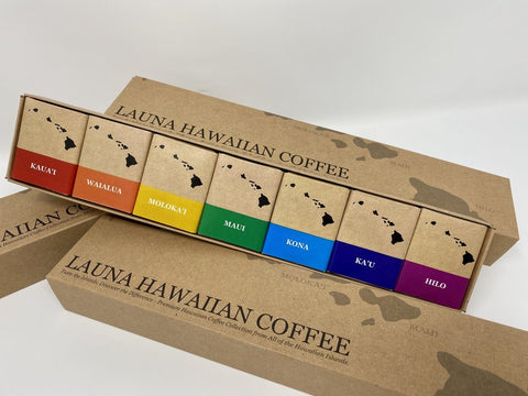 Launa Hawaiian Coffee(レインボーコーヒー)