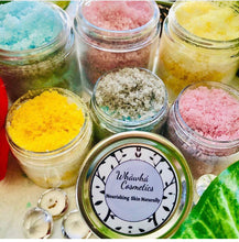 Load image into Gallery viewer, Love Spell Dead Sea salt body scrub