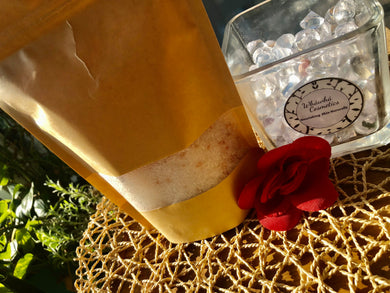Sweet Cedar Bath salt - Whàwhá Cosmetics