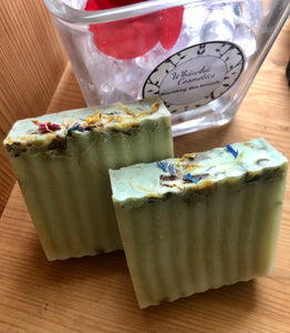 Handcrafted Soap Sweet Almond and Coconut - Whàwhá Cosmetics