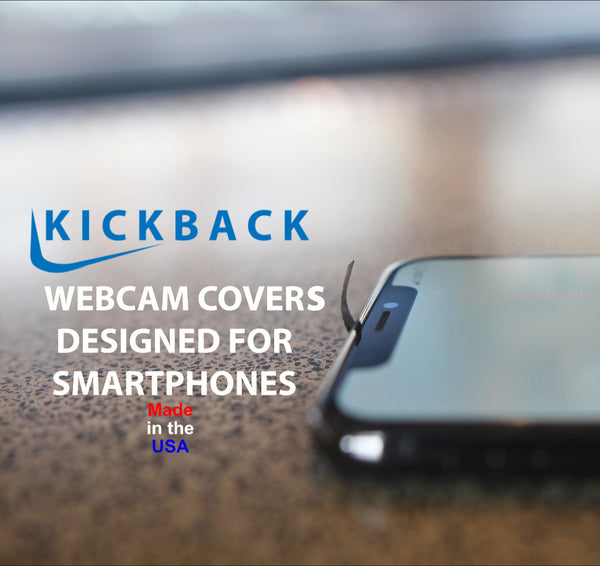 Kickback Webcam Cover - Designed for Smartphones