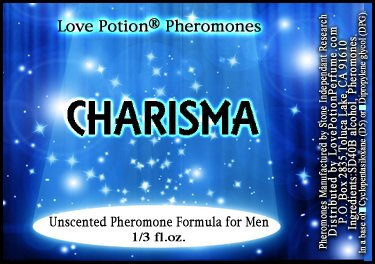 Charisma - UNscented Pheromone Blend