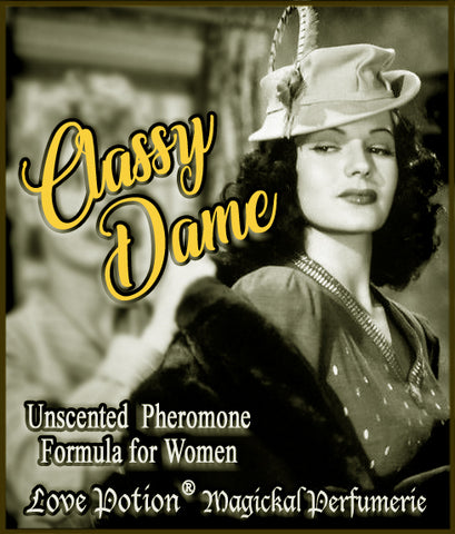 Classy Dame - UNscented Pheromone Blend for Women