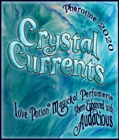 Crystal Currents w/ Audacious (Spray) ~ Pherotine 2020 ~ Phero Enhanced Fragrance for Women