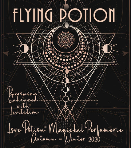 Flying Potion 2020 w/ Levitation Potion (Spray) ~ Phero Enhanced Fragrance for Women