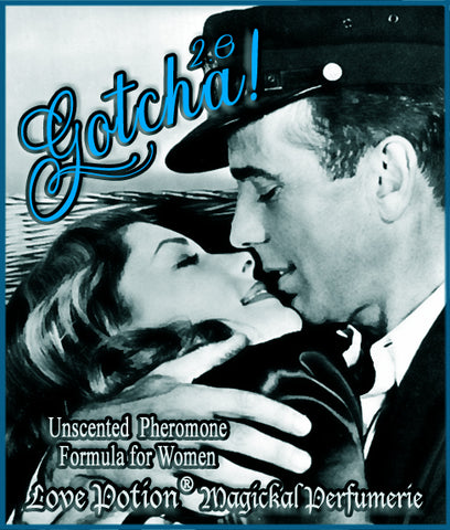 Gotcha! 2.0 - UNscented Pheromone Blend for Women