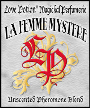 PHEROTINE! La Femme Mystere for Women ~ Pheromone Blend