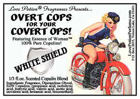 OCCO: Overt Cops for Your Covert Ops - Choose Your Scent!