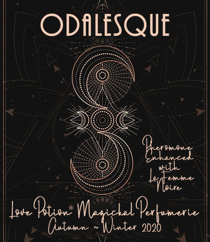 Odalesque w/ La Femme Noire - Phero Enhanced Fragrance