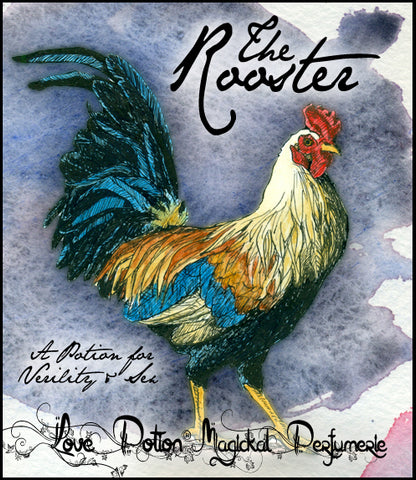 The Rooster: Cimaruta Spell Collection 2020 - A Potion for Virility & Sex