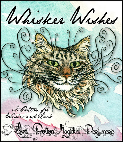 Whisker Wishes: Cimaruta Spell Collection 2020 - A Potion for Wishes & Luck