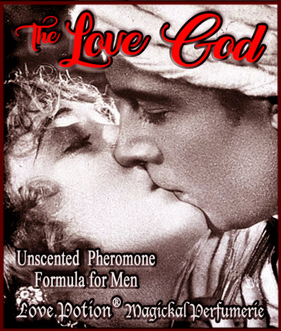 Love God - Unscented Pheromone Formula for Men