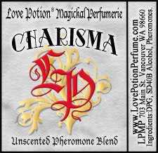 PHEROTINE! Charisma for Men ~ Pheromone Blend
