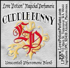 PHEROTINE! Cuddle Bunny for Women ~ Pheromone Blend