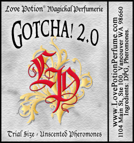 PHEROTINE! Gotcha! 2.0 for Women ~ Pheromone Blend