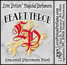 PHEROTINE! Heart Throb for Men ~ Pheromone Blend