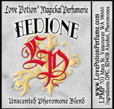 Pherotine! Hedione - Nature's Sexual Attractant