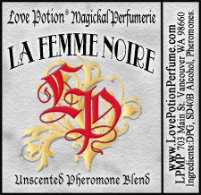 PHEROTINE! La Femme Noire for Women ~ Pheromone Blend