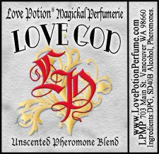 PHEROTINE! Love God for Men ~ Pheromone Blend