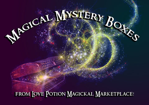 Magickal Mystery Boxes!