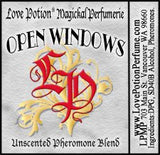 PHEROTINE! Open Windows ~ Unisex Pheromone Blend