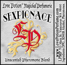 PHEROTINE! Sexpionage for Women ~ Pheromone Blend