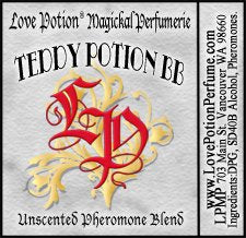 PHEROTINE! Teddy BB - Unisex/Male Pheromone Blend