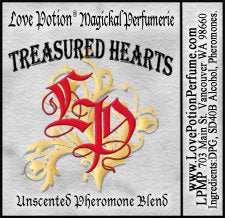 PHEROTINE! Treasured Hearts for Women ~ Pheromone Blend