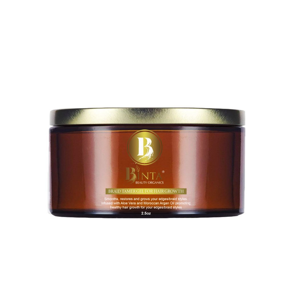 Braid Tamer Gel for Hair Growth