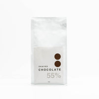 SHAVED CHOCOLATE - 55% CACAO