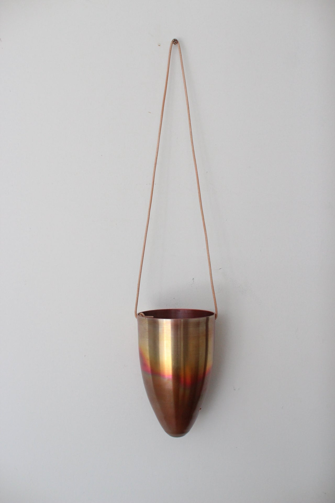 copper pot TYPE #2 〈metallic〉