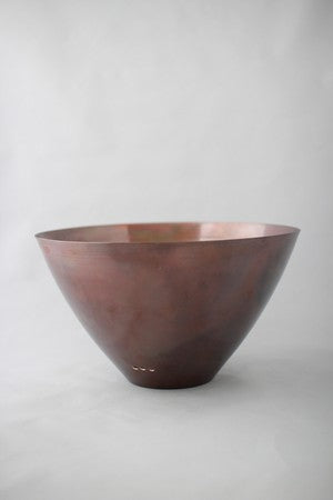 copper pot TYPE #5〈bordeaux〉