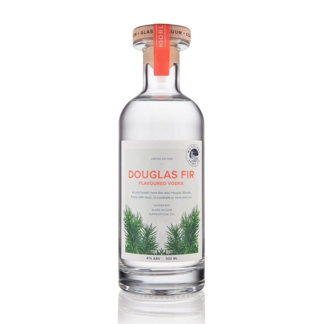 Douglas Fir Vodka, 0,5 ltr. Vol. 41% Vodka Trinkabenteuer