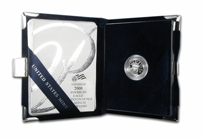 Platinum American Eagle 1/10-oz Proof