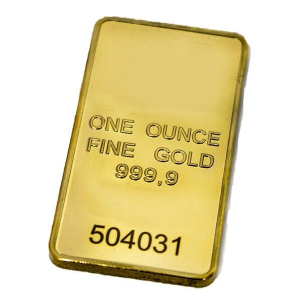 Gold Bar 1-oz