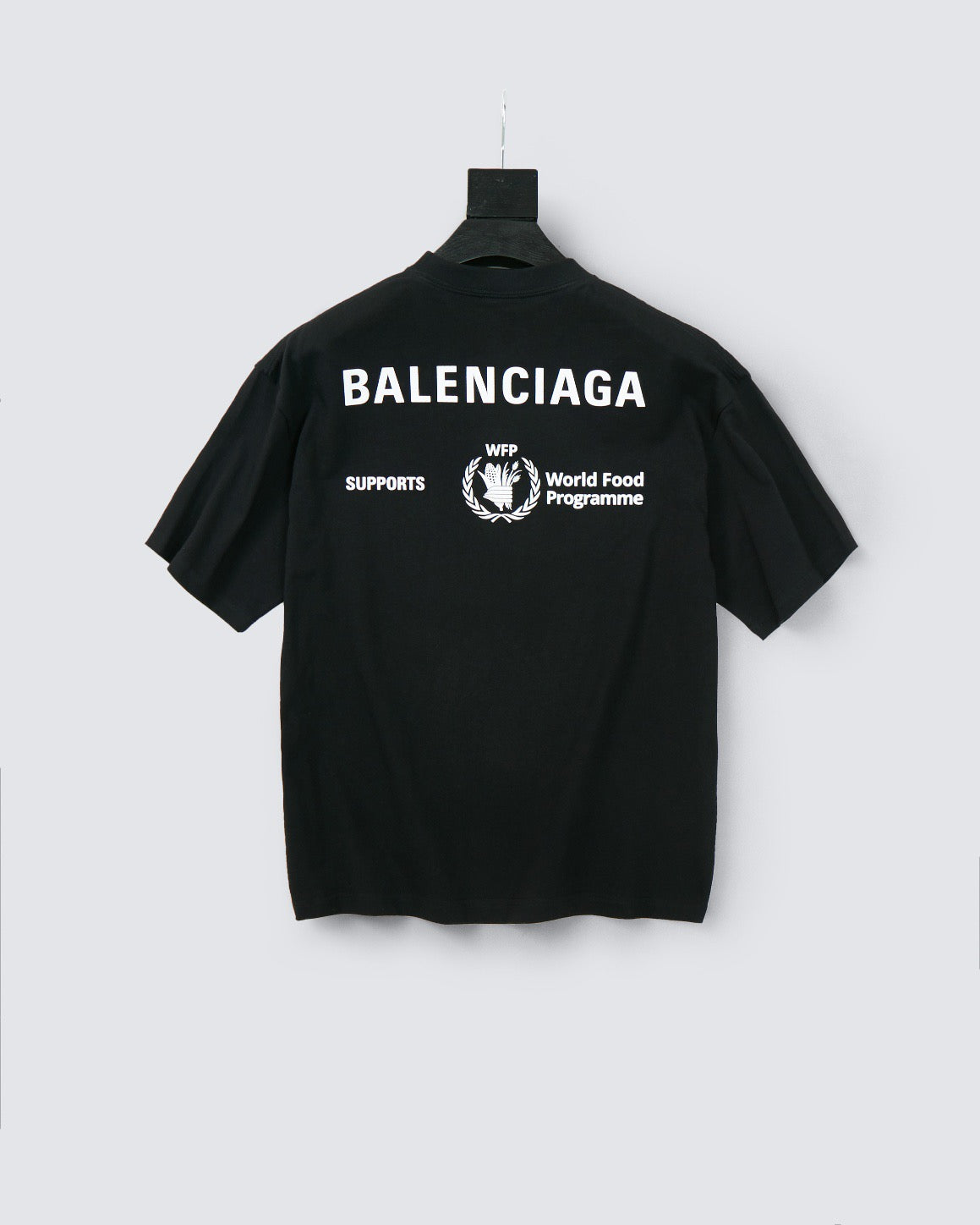 Balenciaga World Food Program Shirt Off 77 Free Shipping