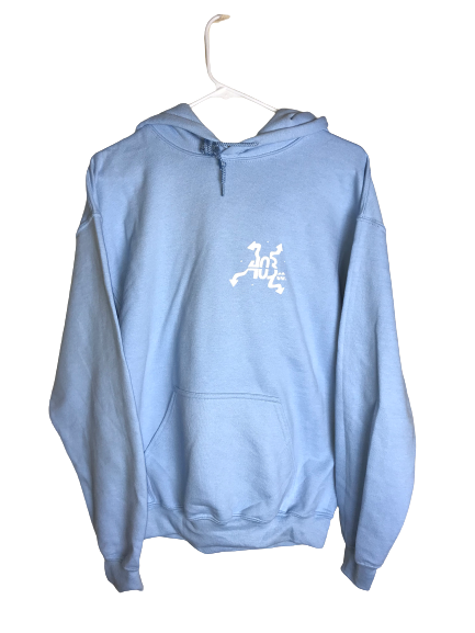 Carolina Split Night and Day Hoodie