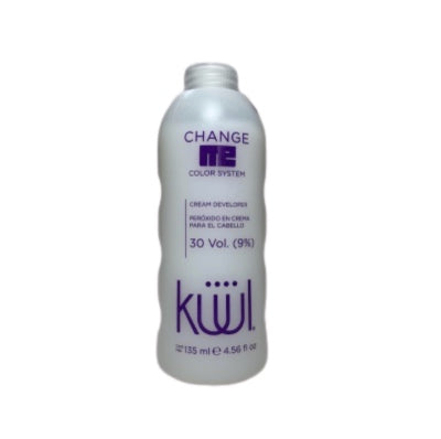 Kuul Change Me Cream Developer - Peróxido Vol 30 - 135ml