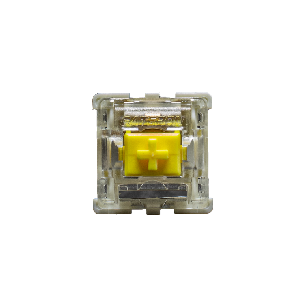 Gateron SMD Amarillo x10 /3 Pin