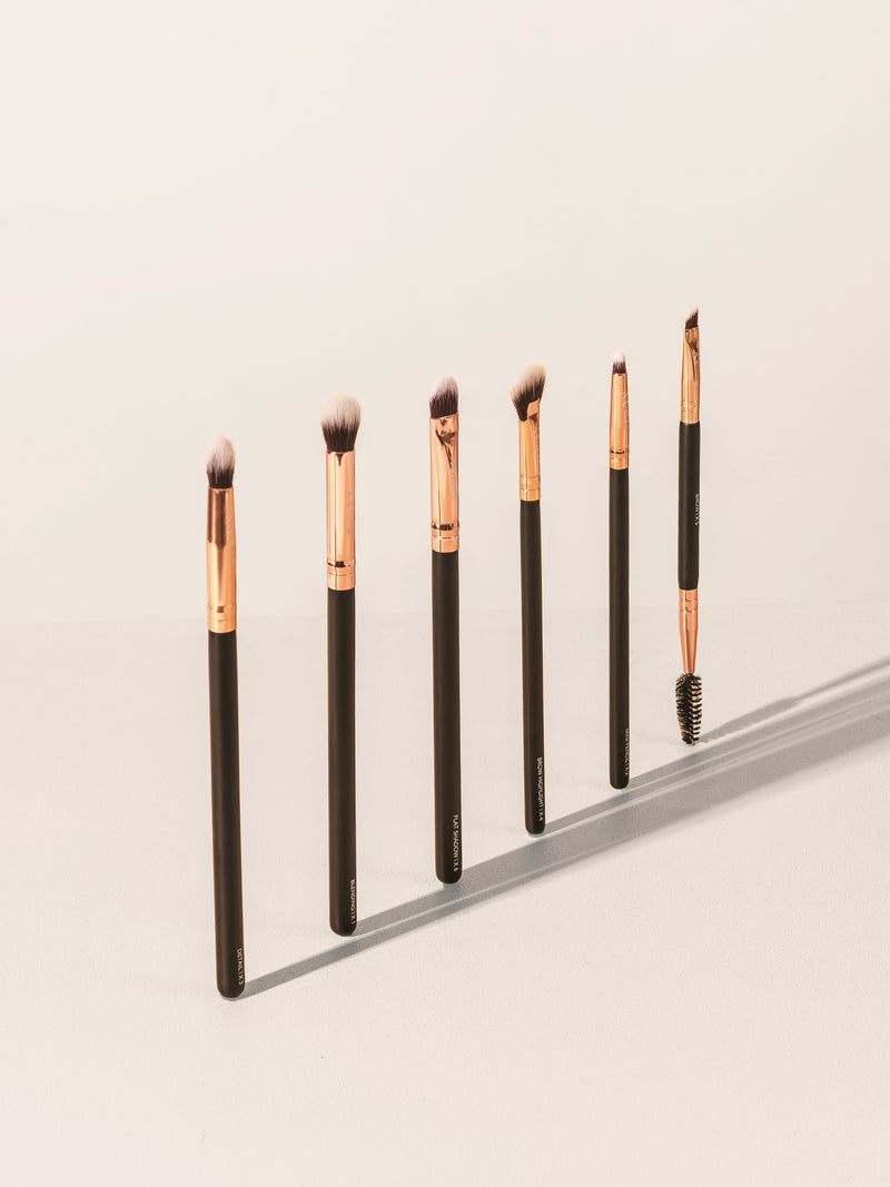 The Onyx 2.0 (6 pcs Eye Brush Set)