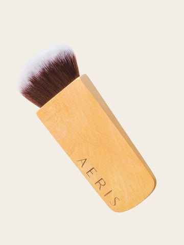 Quartz A20 - Bamboo Contour Brush