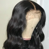 Everywomanhair 13X4 Pre-Plucked Body Wave Lace Front Wig 100% Human Hair 130% And 150% Density Can Be Dyed