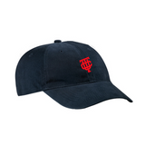 OG Dad Hat (Navy/Red)