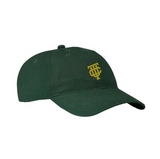 OG Dad Hat (Green/Gold)