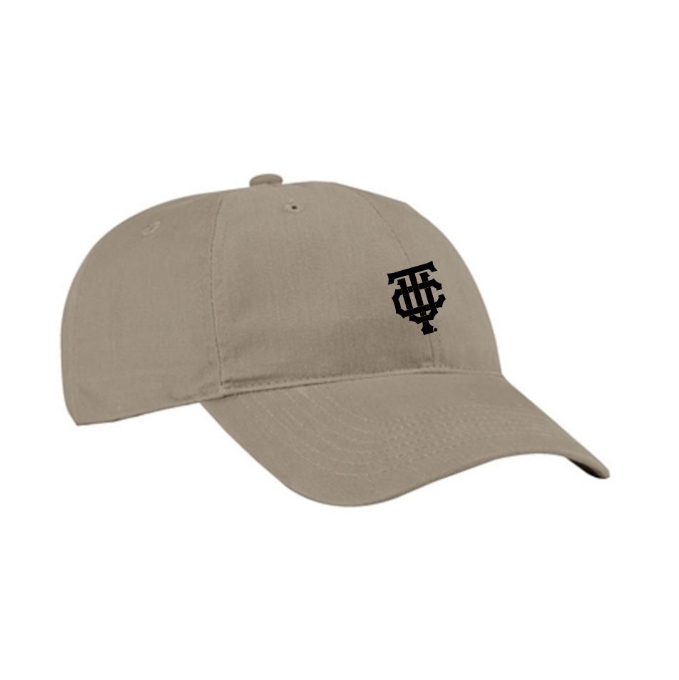 OG Dad Hat (Khaki/Black)