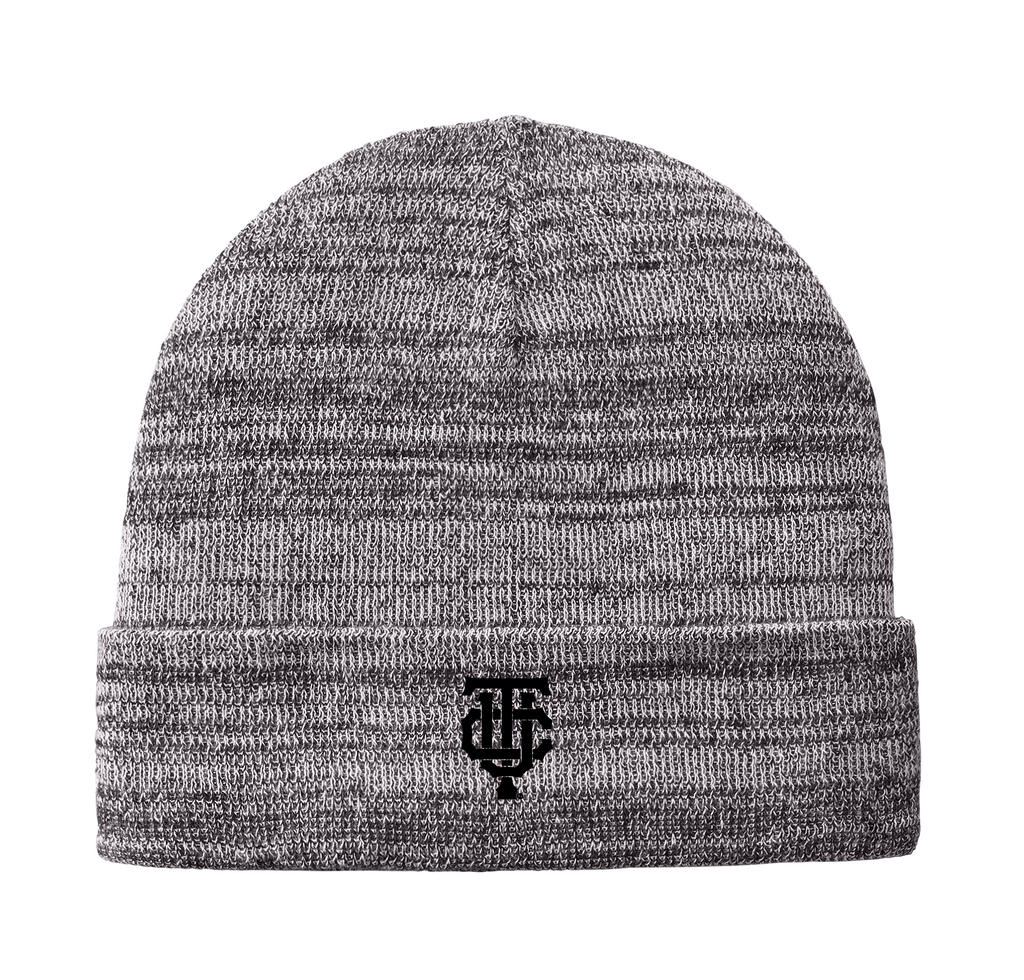 OG Heather Grey Beanie