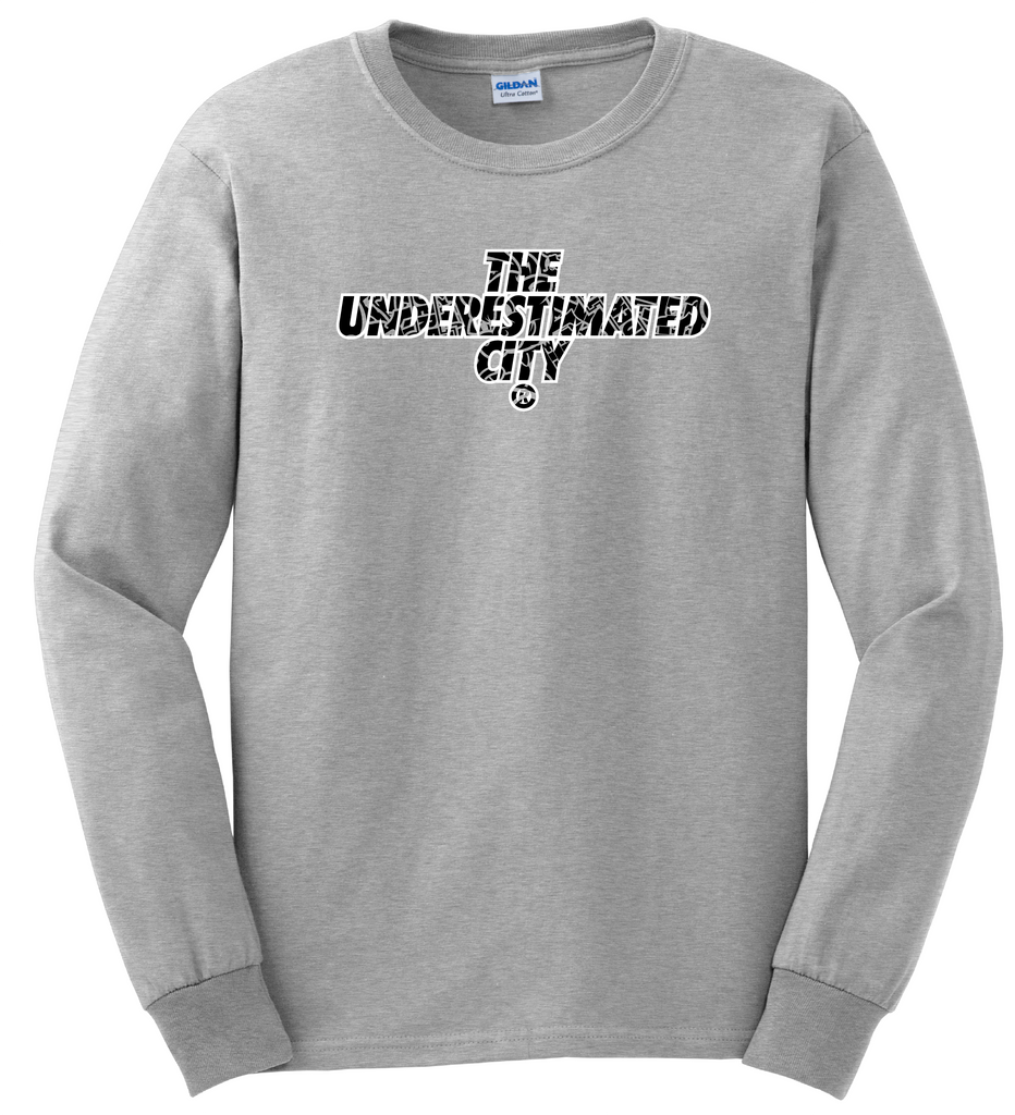 The Underestimated City Long Sleeve (Grey)